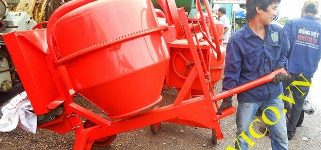 Chọn thiết bị trộn bê tông đúng đem đến hiệu quả công việc