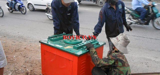 Máy uốn sắt GW40 xuất xưởng đi Tây Ninh