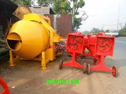 Máy trộn bê tông HD750L 1