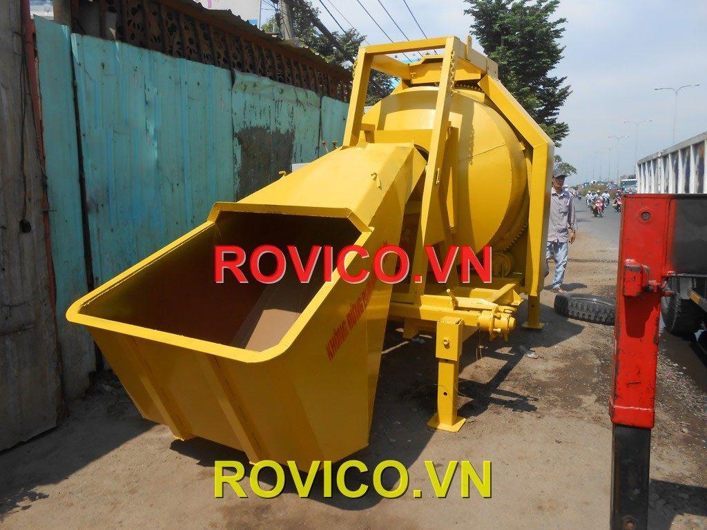 Máy trộn bê tông HD750L 2