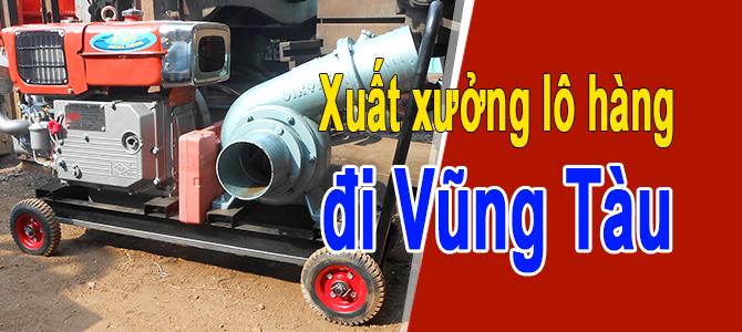Máy và TBXD xuất xưởng đi Bà Rịa – Vũng Tàu