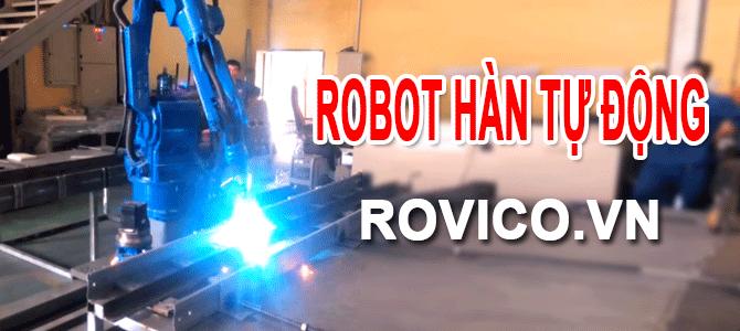 Robot hàn tự động Motoman EA1900