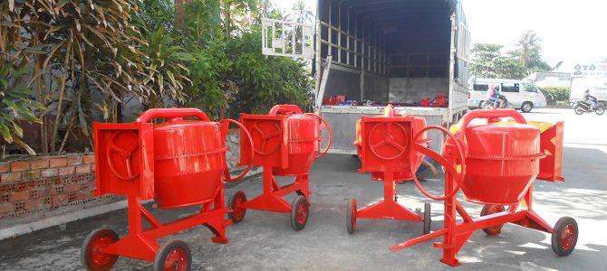 Phân loại các dòng máy trộn bê tông trên thị trường xây dựng