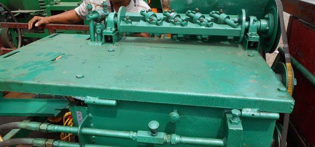Cung cấp máy uốn đai sắt tự động phi 6