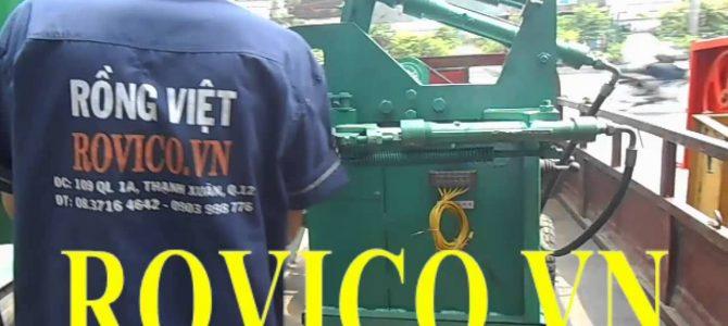 Cách thức sử dụng máy uốn đai sắt tự động