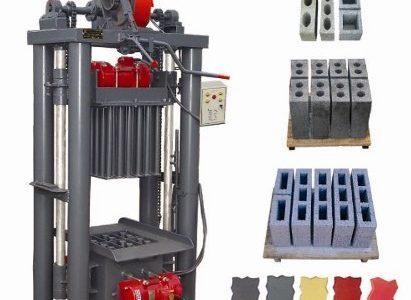 Phương pháp quản máy ép gạch không nung