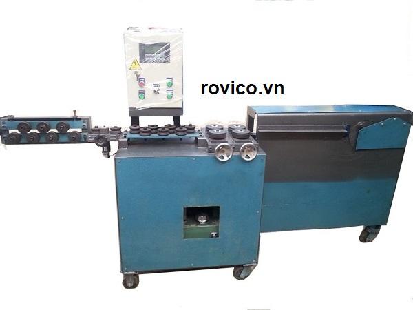 Đừng bỏ qua máy uốn đai thép tự động Rồng Việt