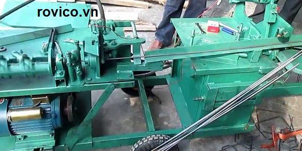Rồng Việt bán máy bẻ đai sắt phi 8