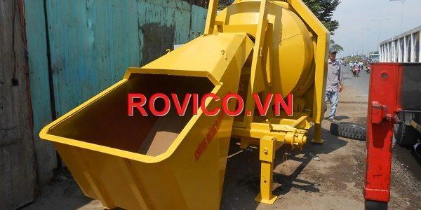 Phân phối máy trộn bê tông HD750lít