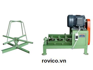 Các chi tiết máy uốn đai sắt tự động