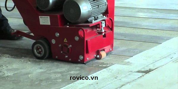 Nhu cầu tiêu dùng máy băm nền bê tông