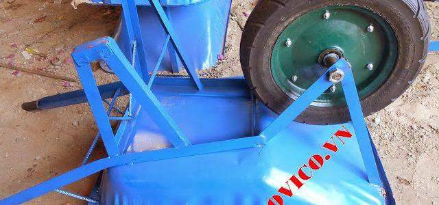 Xe rùa Rồng Việt – bạn của toàn bộ công trình xây dựng