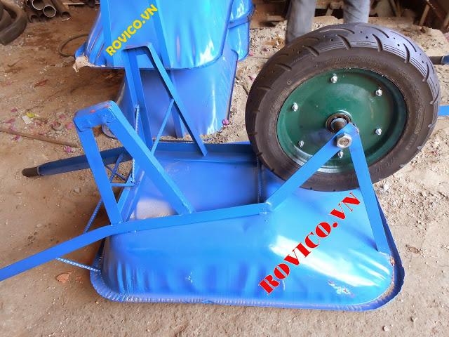 Xe rùa Rồng Việt - bạn của tất cả dự án công trình