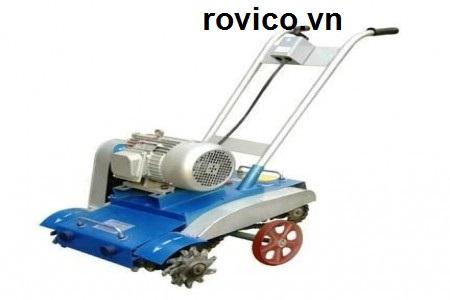 Rồng Việt chuyên bán buôn máy băm nền bê tông động cơ 5Kw