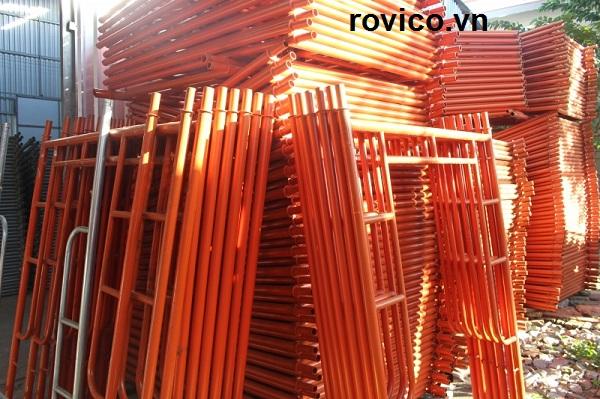 Rồng Việt bán buôn giàn giáo xây dựng giá tốt tphcm