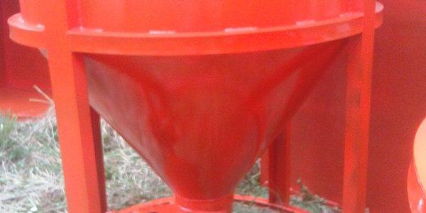 Các lý do gây tai nạn khi sử dụng phễu đổ bê tông