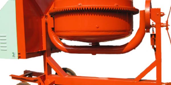 Máy trộn bê tông công suất cao dùng có khác loại bình thường không