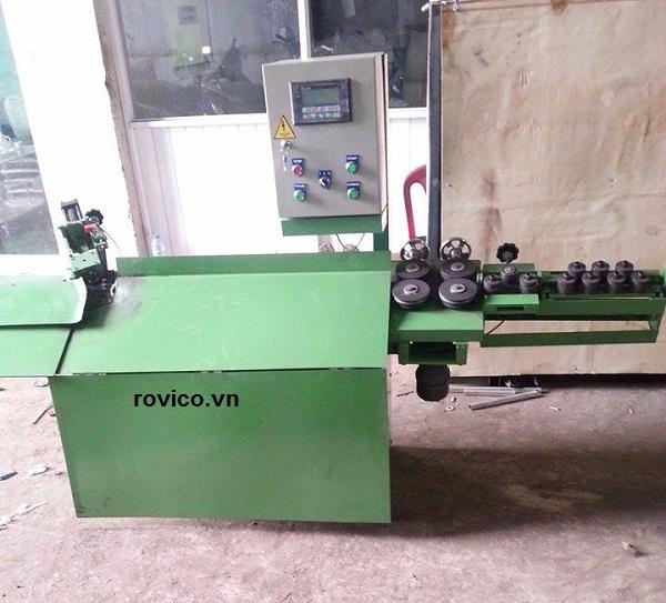 Cung ứng máy bẻ đai sắt tự động giá tốt cho các công trình
