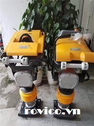 Giá máy đầm cóc honda ở Rồng Việt