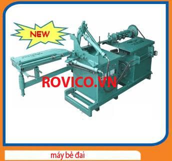 Giá máy móc bẻ đai sắt tự động và ứng dụng của nó