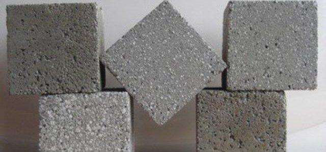Cách khiến bê tông xốp